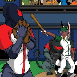 Ringtail Cafe Issue #6 (Next up to Bat!)
