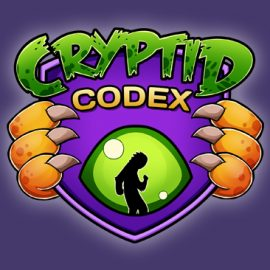 Cryptid Codex Now Available!