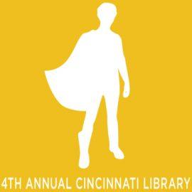 Cincinnati Library Comic Con 2016