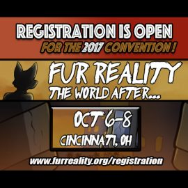Fur Reality Convention Registration Open for Attendees and Dealers!