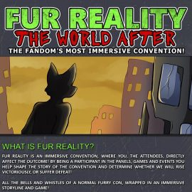 "Fur Reality 2017: ""The World After"""