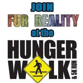 Hunger Walk 2017 Memorial Day